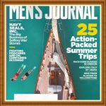 Men's Journal Magazine, June 2015, 25 Action-packed Summer Trips, American Ninja Warrior