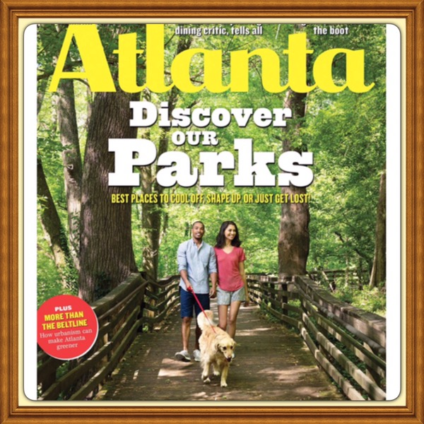 Atlanta Magazine, June 2015, Discover Our Parks