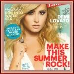 Cosmopolitan for Latinas, Summer 2014 Demi Lovato, Rosario Dawson