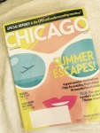 Chicago Magazine, June 2015 Summer Escapes, 4 Great Vacation Destinations Luxe House Auctions
