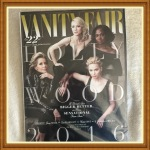 Vanity Fair Magazine, March 2016 Vanity Fair's 22nd Annual Oscar Extravaganza Hollywood Special Issue