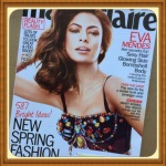 Marie Claire, March 2012, Eva Mendez