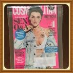 Cosmopolitan Magazine, March 2017 Ruby Rose